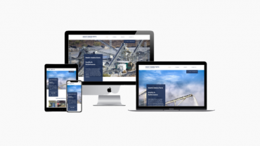 Small Business Infrastructure website